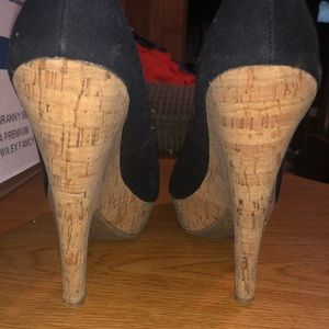 Bamboo Brand Wedges